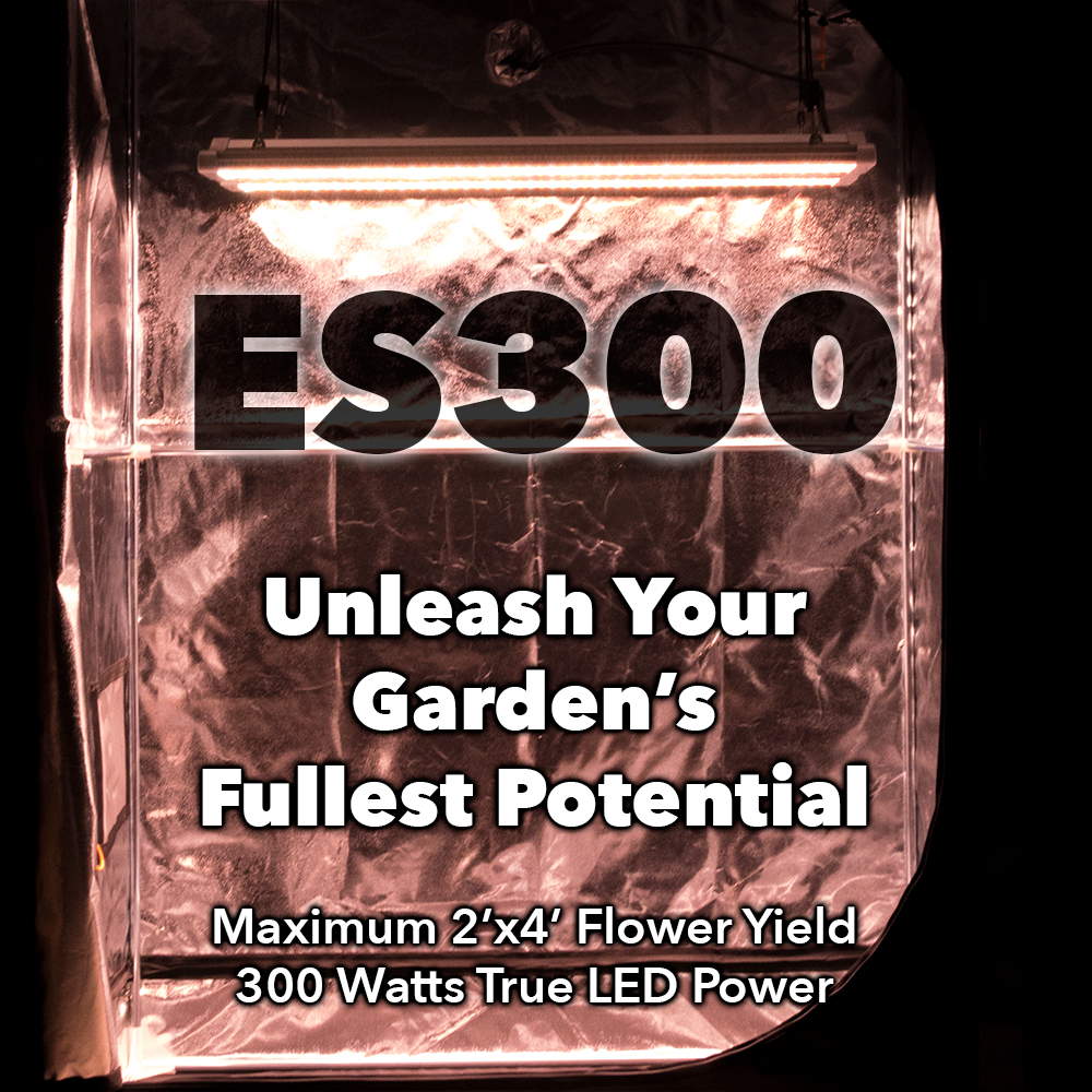 Electric Sky 300 V2 » Wideband LED Grow Light