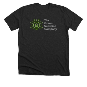 The Green Sunshine Company T Shirt