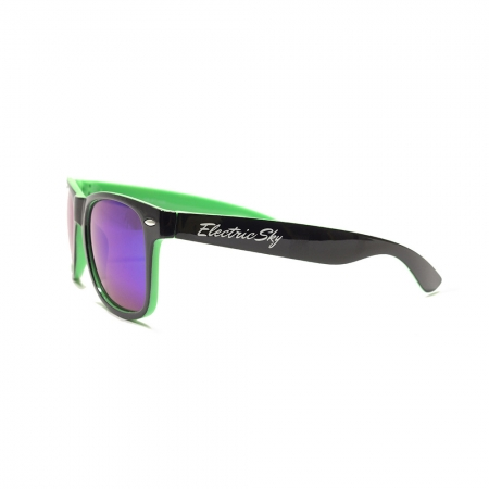 Electric Sky Sunglasses Right Side View